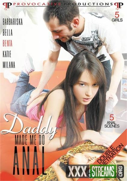 Daddy Made Me Do Anal (2017/WEBRip/SD)