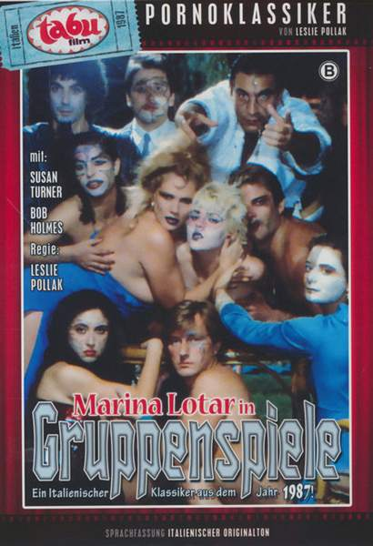 Marina Lotar in Gruppenspiele (1980/VHSRip)