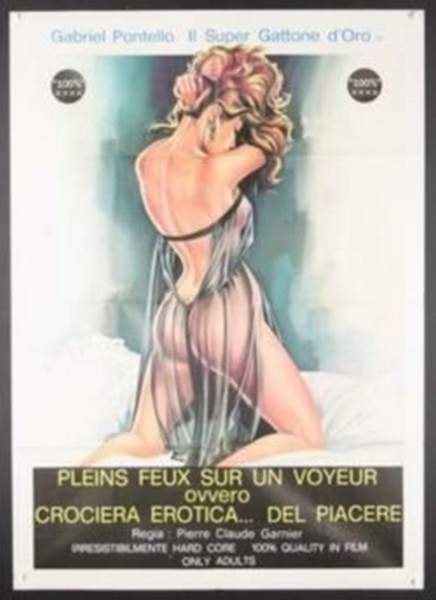Pleins feux sur un voyeur / Peeping-Tom in the lime light (1975/VHSRip)