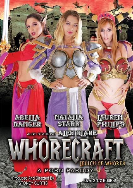 Whorecraft Legion Of Whores (2018/WEBRip/SD)