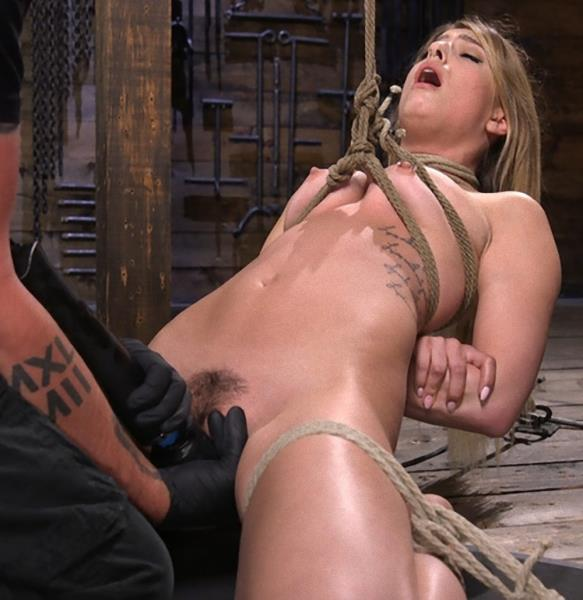 Kristen Scott – Girl Next Door in Brutal Predicament Bondage with Screaming Orgasms (HogTied.com/Kink.com/2018/HD)