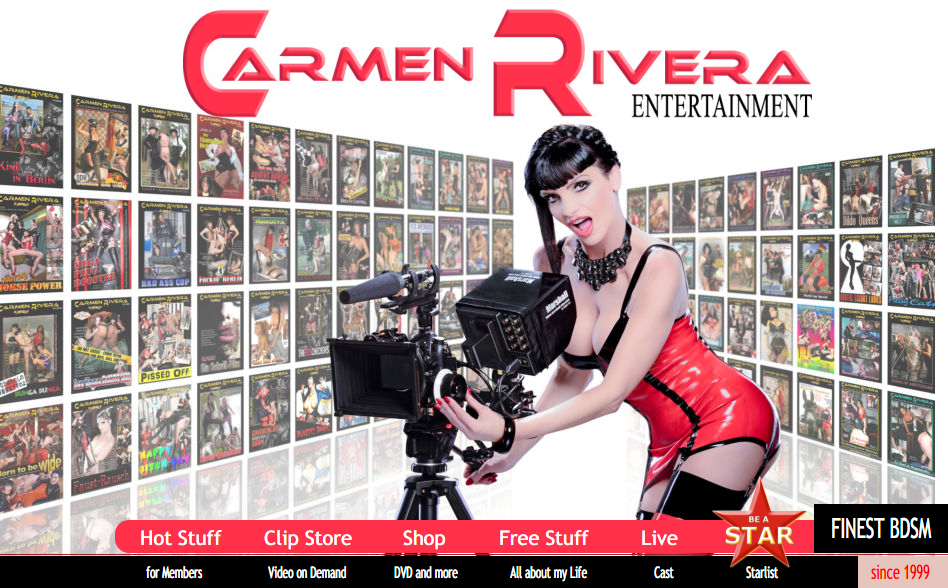 Carmenrivera SiteRip