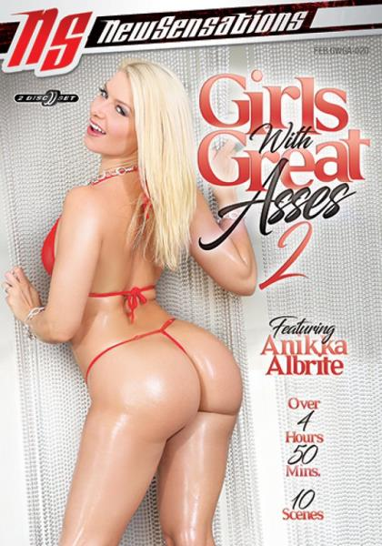 Girls With Great Asses 2 (2018/DVDRip)