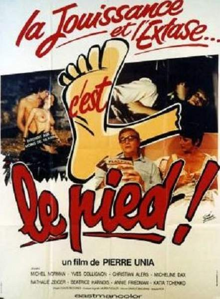 Le pied (1974/VHSRip)