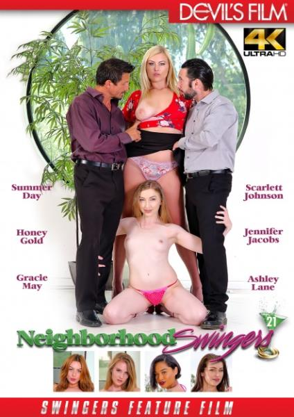 Neighborhood Swingers 21 (2018/WEBRip/SD)