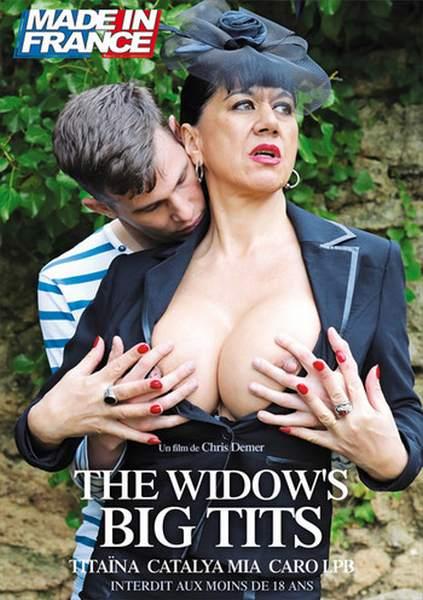 The Widows Big Tits / Les Gros Seins de la Veuve (2018/WEBRip/SD)
