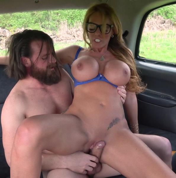 Stacey Saran - Sex addicts skip therapy for sex (FemaleFakeTaxi.com/FakeHub.com/2018/SD)