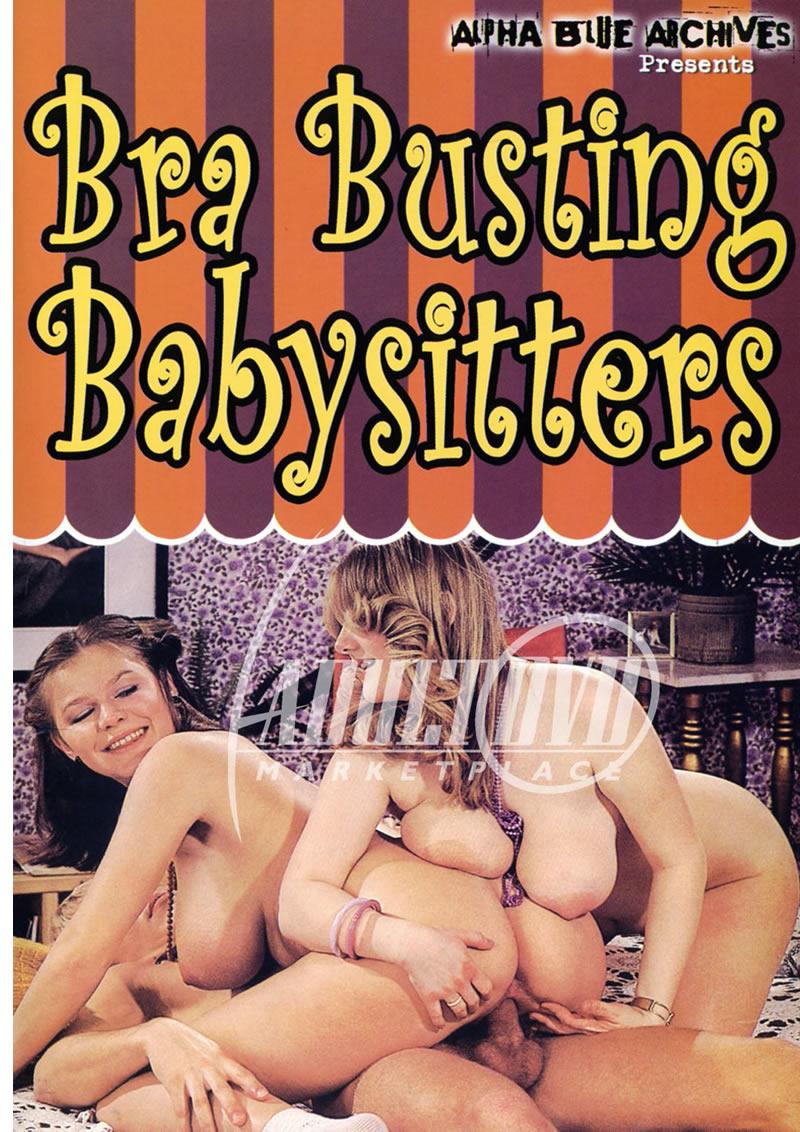 Bra Busting Babysitters