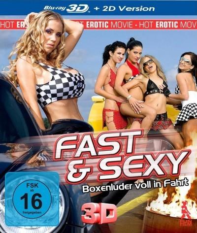 Fast Und Sexy Boxenluder Voll In Fahrt