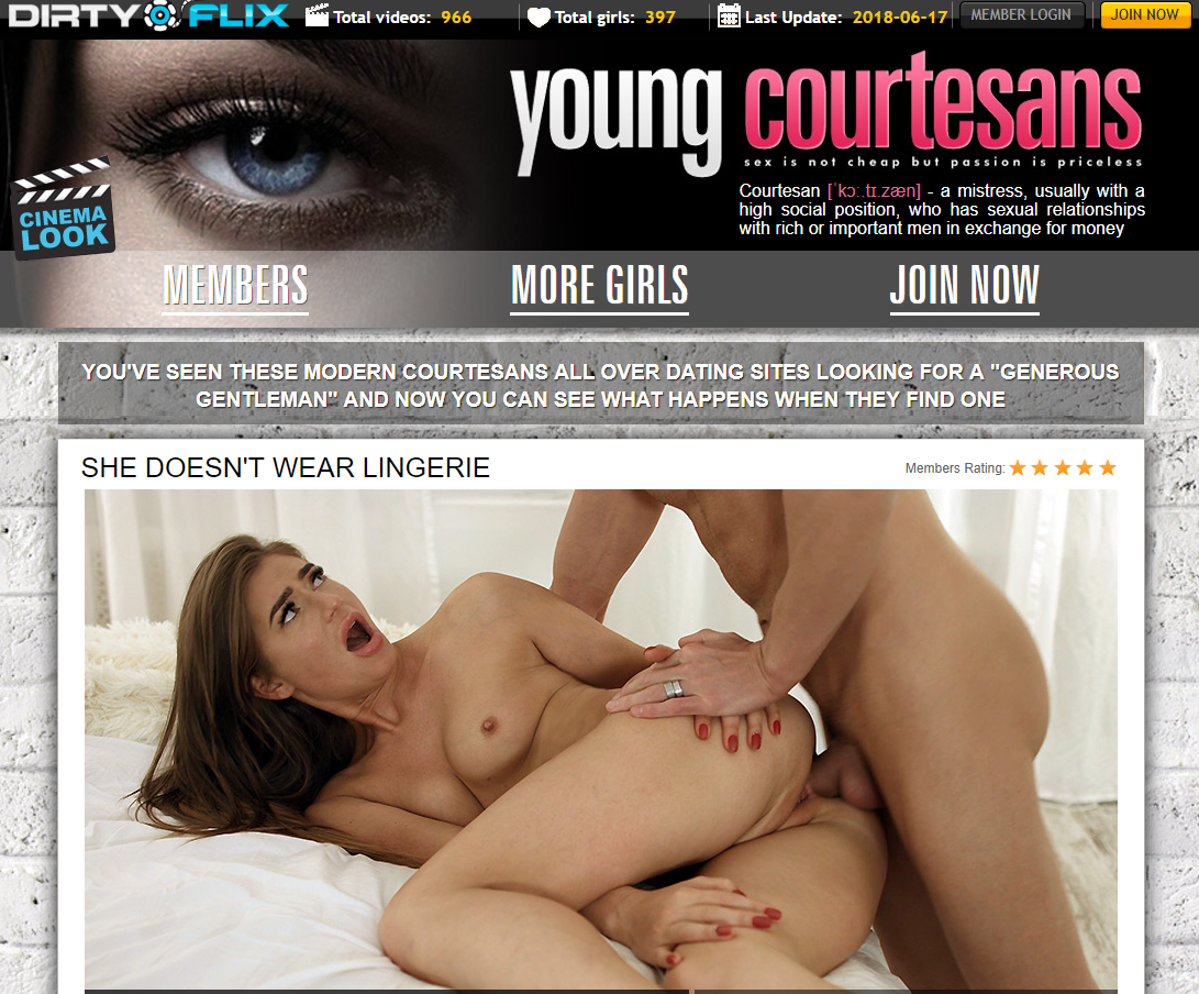 YoungCourtesans.com – Siterip – Ubiqfile