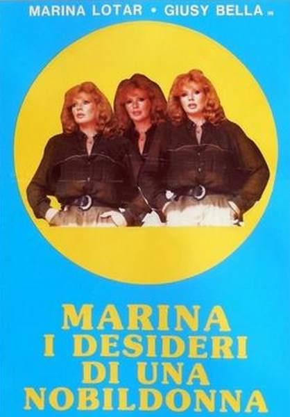 Marina i desideri di una nobildonna (1986/VHSRip)