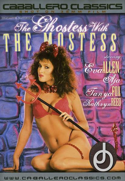 Ghostess With The Mostess (1988/WEBRip/SD)