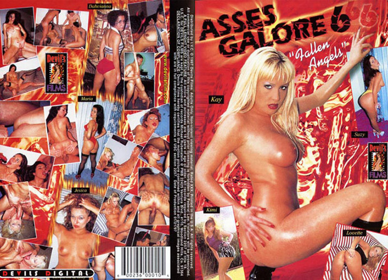 Asses Galore 6 Fallen Angels