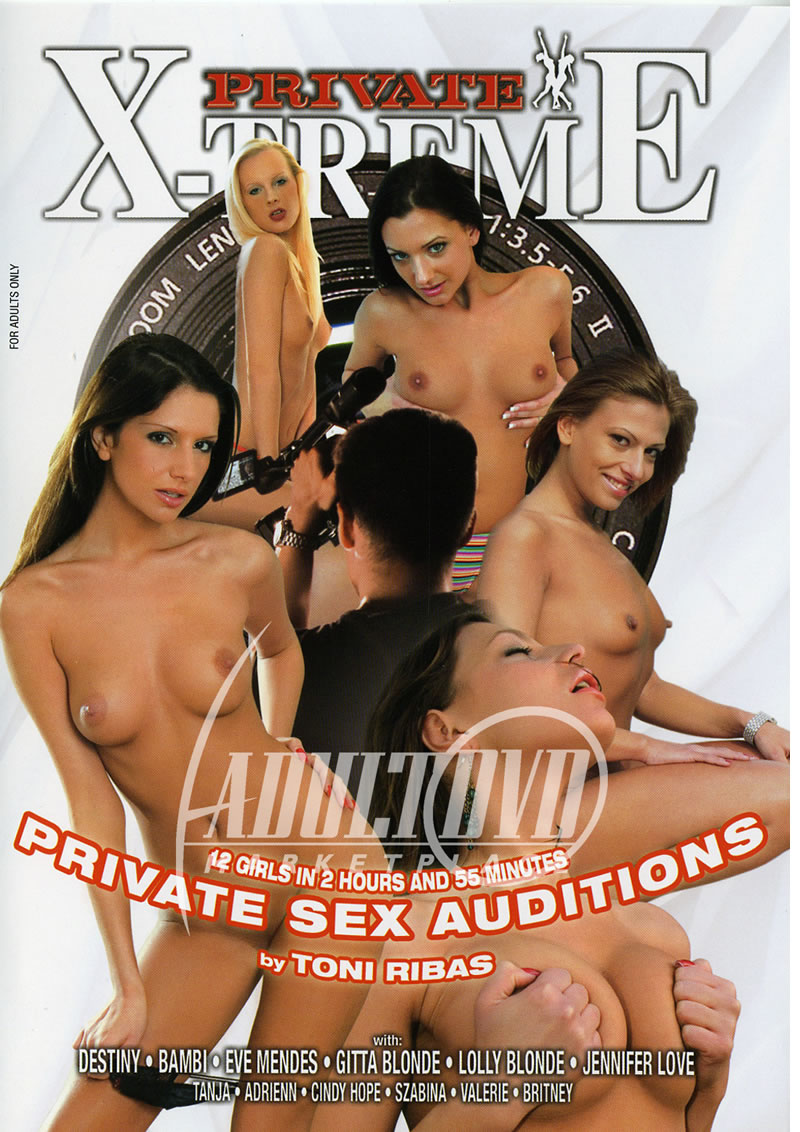 Private Sex Auditions