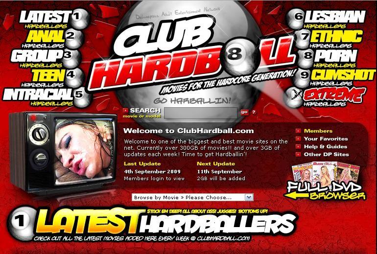 Clubhardball.com - Siterip - Ubiqfile