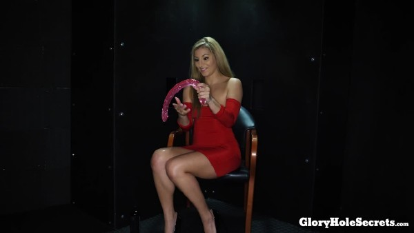 Moka – Mokas First Gloryhole Video Pov (2018/GloryHoleSecrets.com/HD)