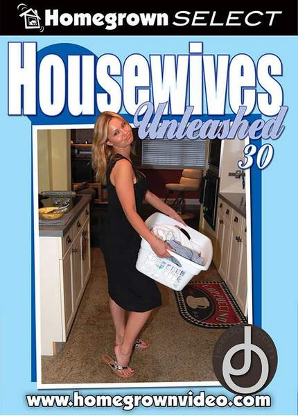 Housewives Unleashed 30 (2008/DVDRip)