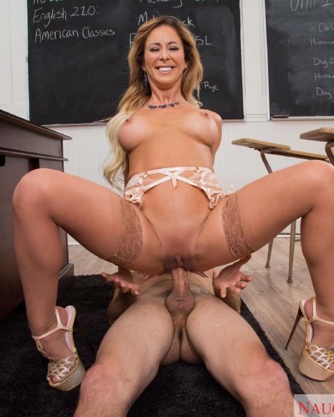 Cherie Deville – My First Sex Teacher (2018/MyFirstSexTeacher.com/NaughtyAmerica.com/SD)