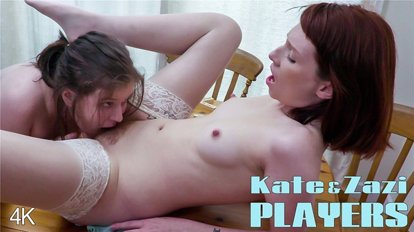 Kate, Zazi – Players (2018/GirlsOutWest.com/FullHD)