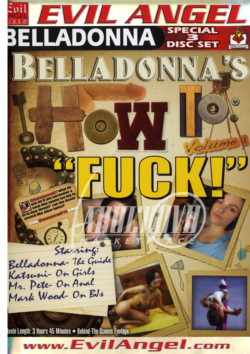 Belladonnas How To Fuck