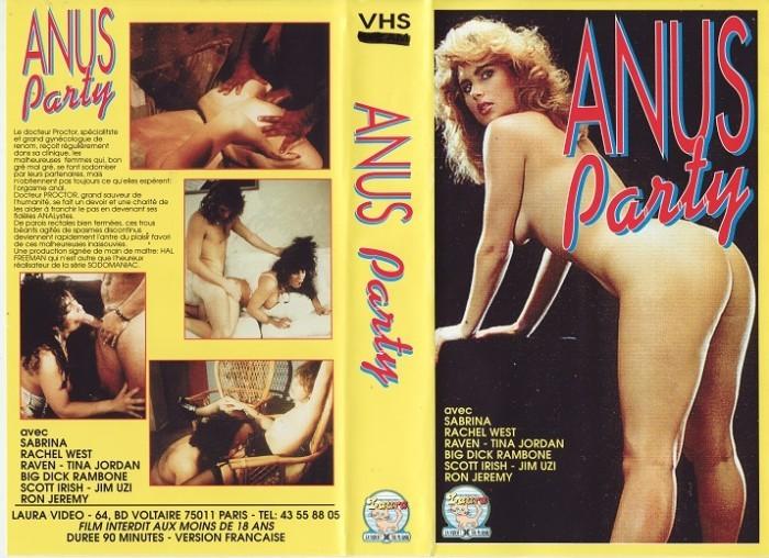 Anus Party