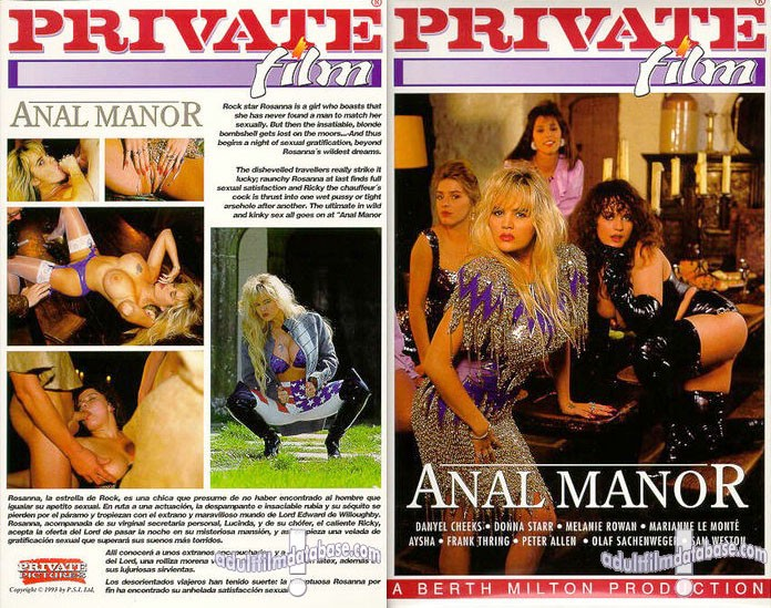 Anal Manor