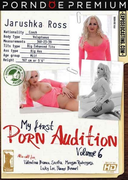 My First Porn Audition 6 (2018/WEBRip/SD)
