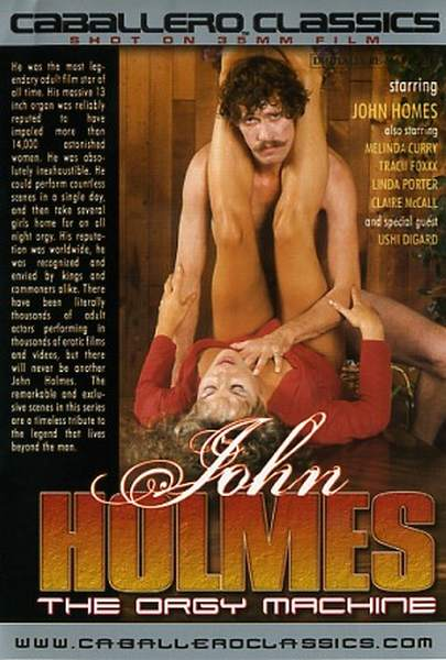 John Holmes The Orgy Machine (1972/VHSRip)