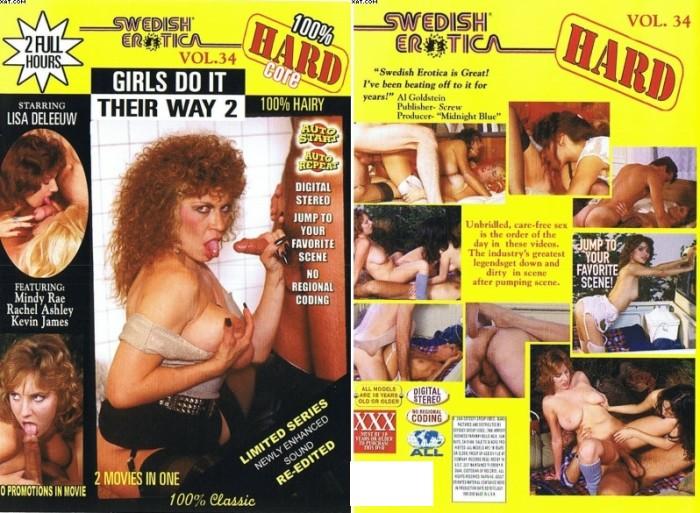 Swedish Erotica Hard 34 Girls Do It Their Way 2