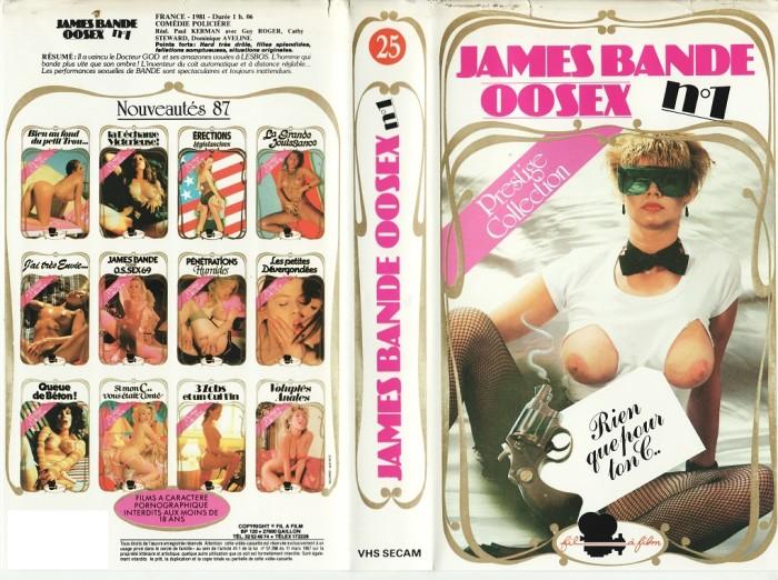 James Bande 00Sex N1
