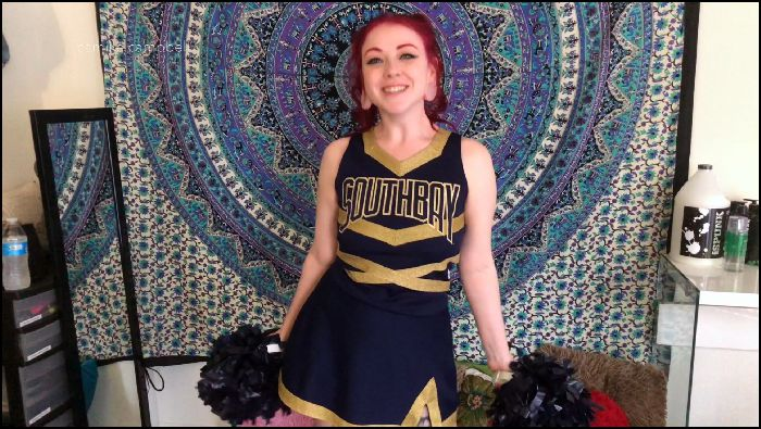 Camille Campbell – Step Sister Cheerleader Oil Anal  (manyvids.com)