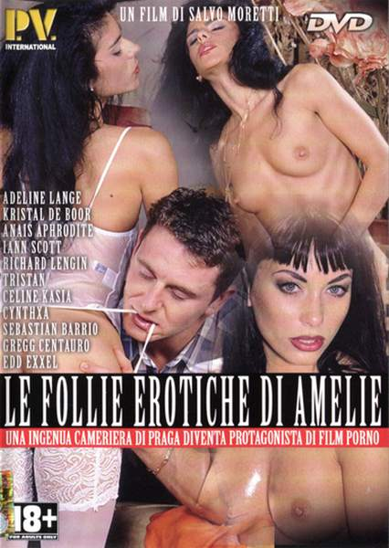 Les Folies dAmelie Catain / Le Follie Erotiche di Amelie (2002/DVDRip)