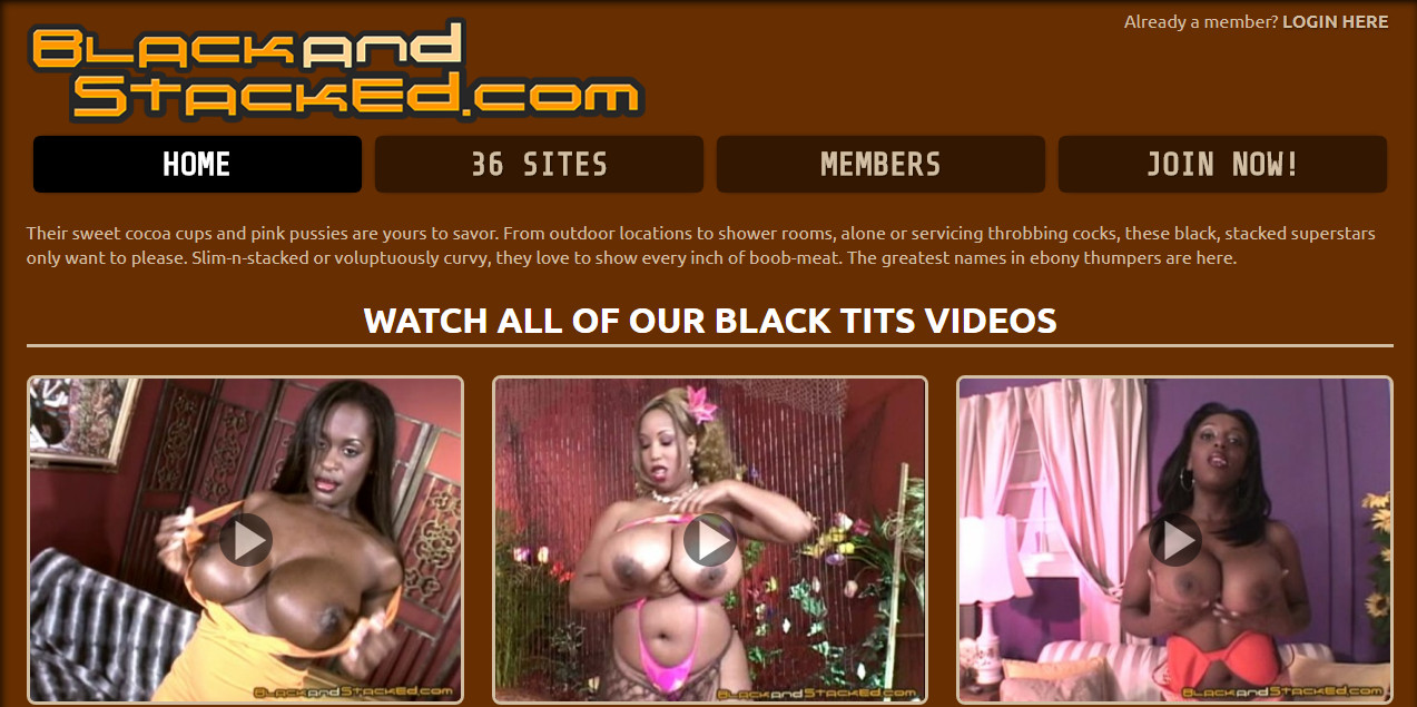 Blackandstacked SiteRip
