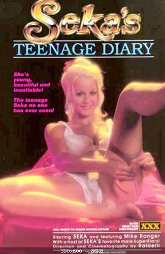 Sekas Teenage Diary