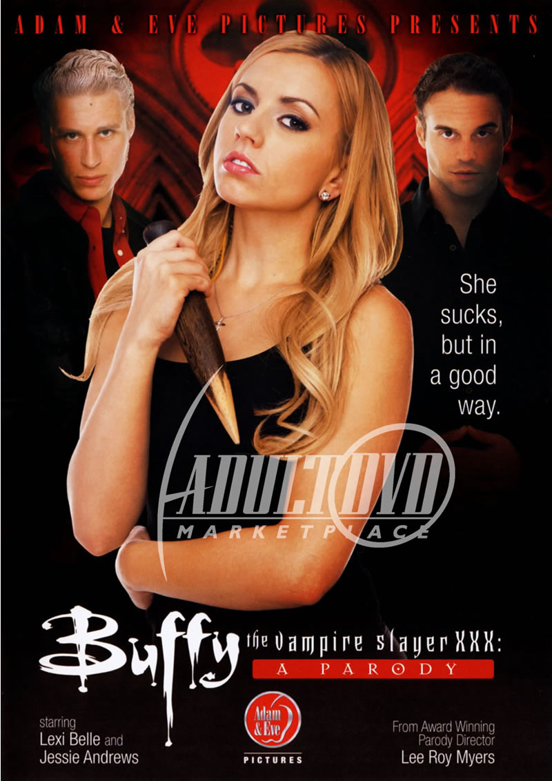 Buffy XXX LAmmazza Vampiri
