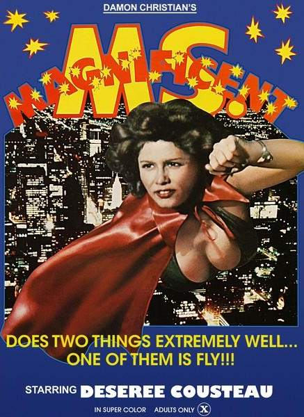 Superwoman (1979/DVDRip)