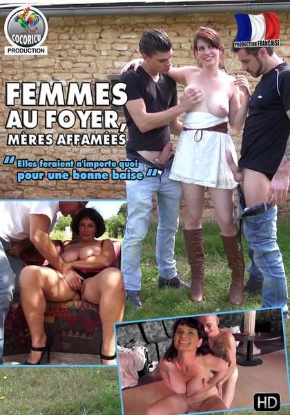 Femmes au foyer, Meres affamees (2014/WEBRip/SD)