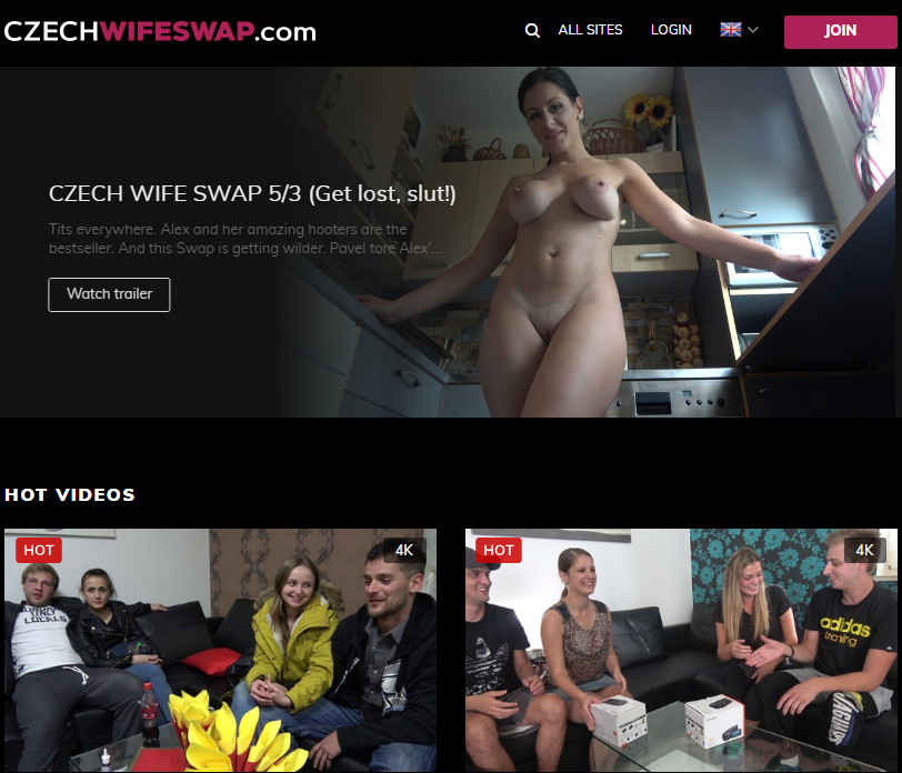 Czechwifeswap SiteRip