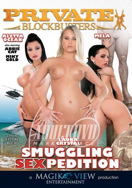 Private Blockbusters 8 – Smuggling Sexpedition (2011/WEBRip/SD)
