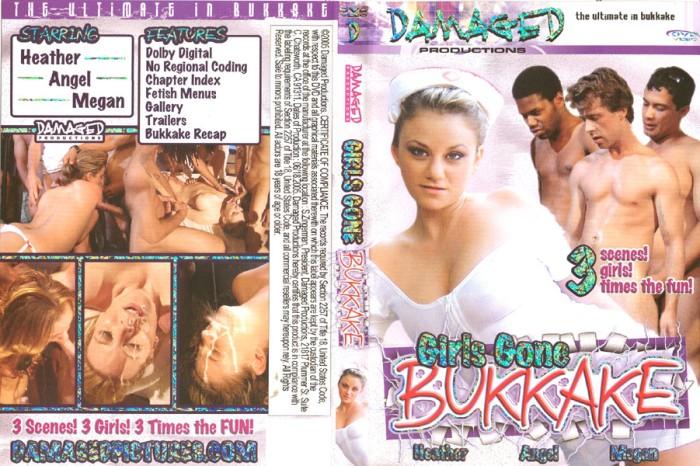 Girls Gone Bukkake 1