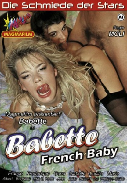 Babette French Baby (1992/VHSRip)