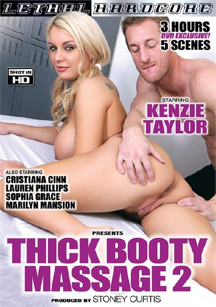 Thick Booty Massage 2 (2018/WEBRip/FullHD)