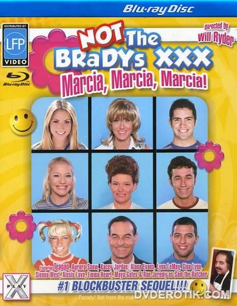 Not The Bradys XXX 2 – Marcia, Marcia, Marcia (2008/DVDRip)