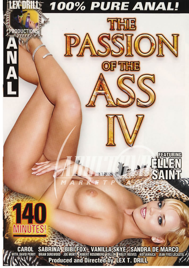 The Passion Of The Ass 4