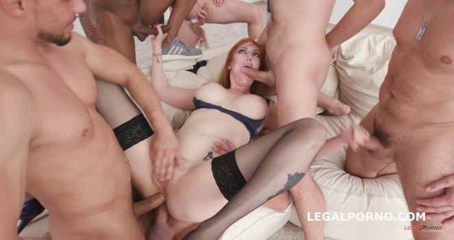 Lauren Phillips – 7on1 Double Anal Gangbang with Lauren Phillips Balls Deep Anal & Dap, Big Gapes, Airplane, Facial GIO708  (2018/LegalPorno.com/HD)