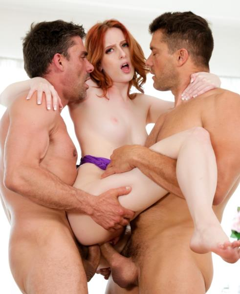Alex Harper – Redhead Alex: Double Penetration 3-Way (EvilAngel.com/2018/FullHD)