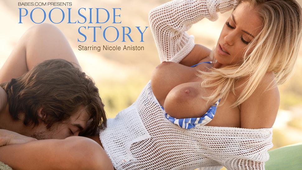 Nicole Aniston – Poolside Story (Babes.com)
