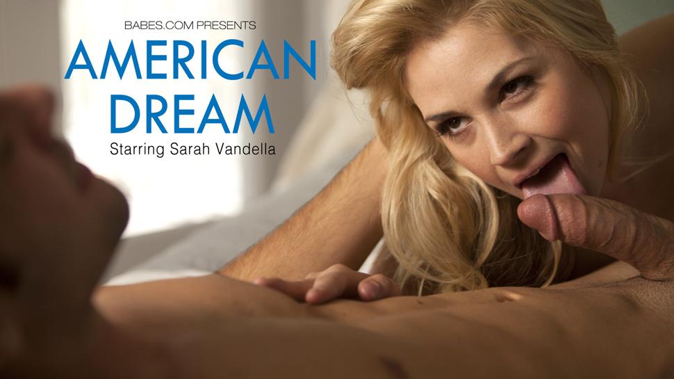 Sarah Vandella – American Dream (Babes.com)