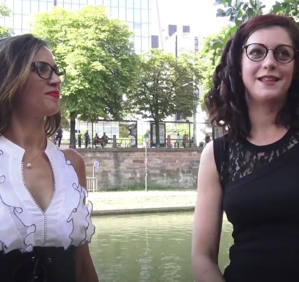 Clarisse, Flora – Clarisse et Flora partouzent a Strasbourg (2018/JacquieEtMichelTV.net/SD)