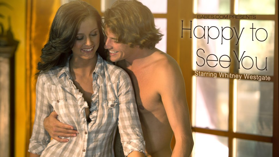 Whitney Westgate – Happy To See You (Babes.com)